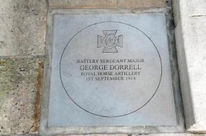 George Dorrell flagstone